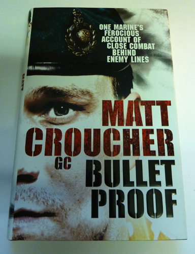 Image for Bullet Proof: One Marine's Ferocious Account of Close Combat Behind Enemy Lines