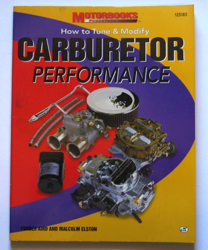Image for How to Tune and Modify Carburettor Performance