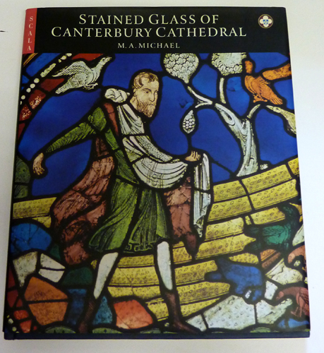 Image for Stained Glass of Canterbury Cathedral