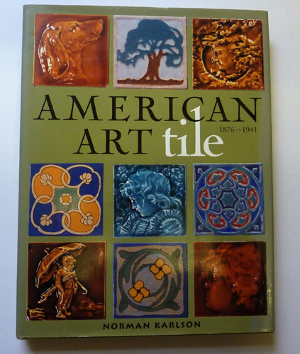 Image for American Art Tile 1876-1941