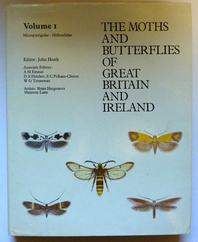 Image for The Moths and Butterflies of Great Britain and Ireland: Volume 1. Micropterigidae - Heliozelidae