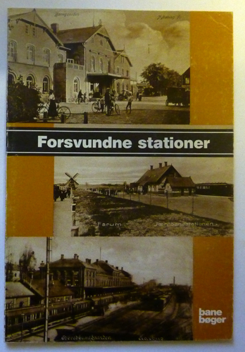 Image for Forsvundne Stationer