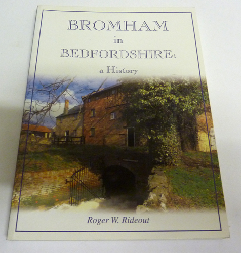 Image for Bromham in Bedfordshire: A History