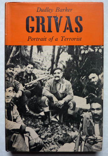 Image for Grivas: Portrait of a Terrorist