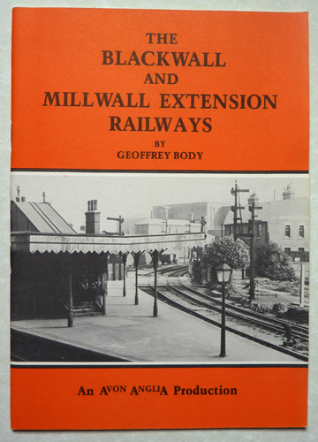 Image for The Blackwall and Millwall Extension Railways