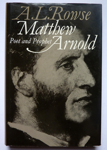 Image for Matthew Arnold : Poet and Prophet
