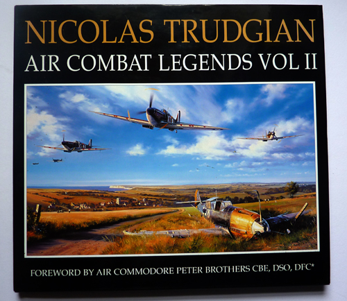 Image for Air Combat Legends Volume II (2, Two)