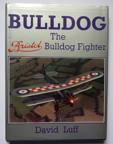 Image for Bulldog: The Bristol Bulldog Fighter