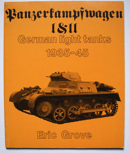 Image for Panzerkampfwagen I & II: German Light Tanks 1935-45
