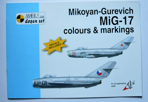 Image for Mikoyan-Gurevich MiG-17 Colours and Markings