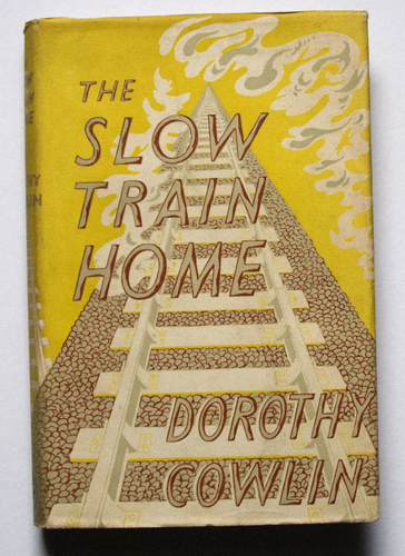 Image for The Slow Train Home
