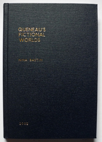 Image for Queneau's Fictional Worlds