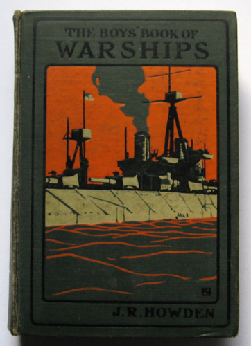Image for The Boys' Book of Warships