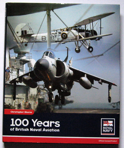 Image for One Hundred (100) Years of British Naval Aviation
