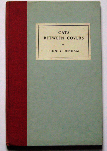 Image for Cats Between Covers: A Bibliography of Books About Cats