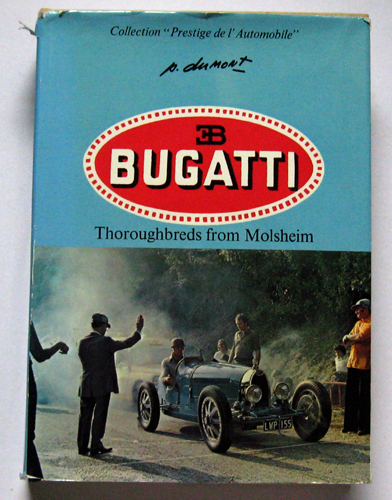 Image for Bugatti: Thoroughbreds from Molsheim