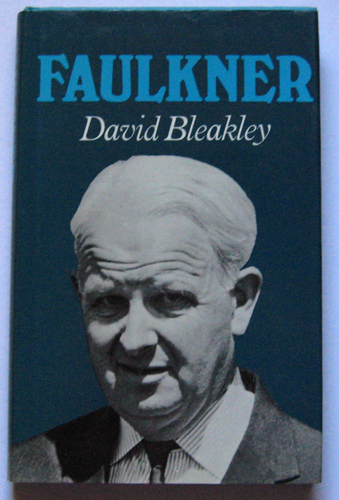 Image for Faulkner: Conflict and Consent in Irish Politics