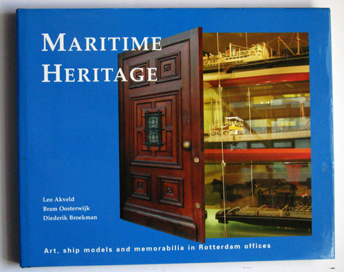 Image for Maritime Heritage: Art, Ship Models and Memorabilia in Rotterdam Offices