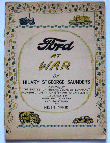 Image for Ford at War