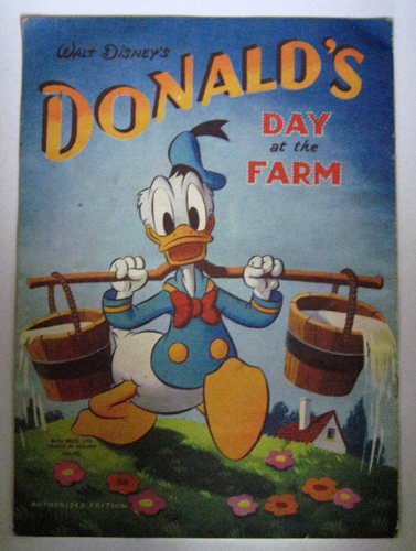 Image for Donald's Day at the Farm
