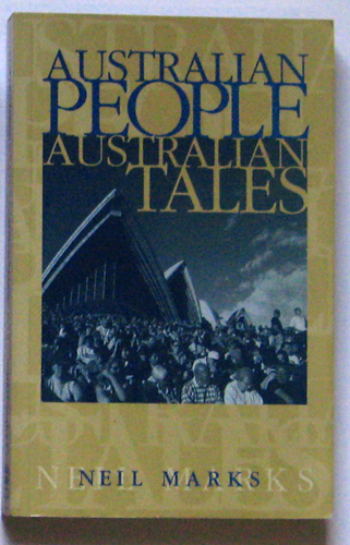 Image for Australian People, Australian Tales