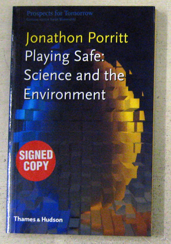 Image for Playing Safe: Science and the Environment (Prospects for Tomorrow)