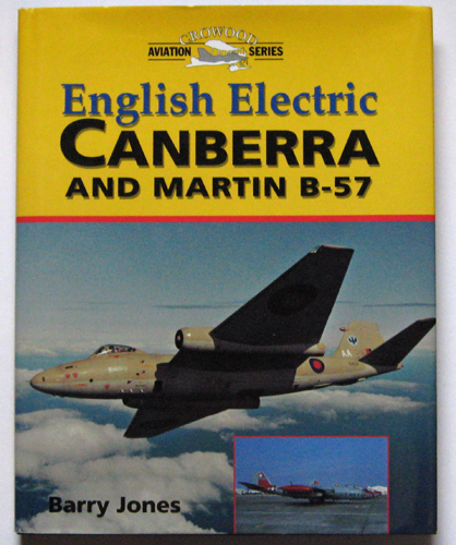 Image for English Electric Canberra and Martin B-57