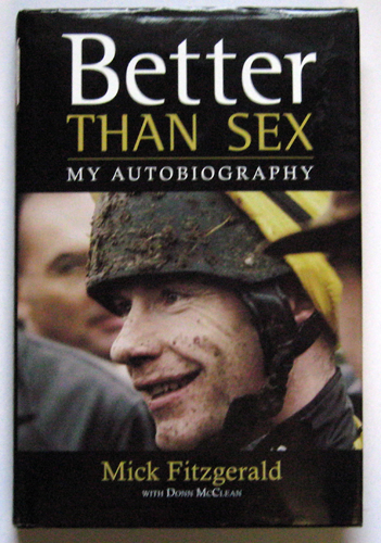 Image for Better Than Sex: My Autobiography
