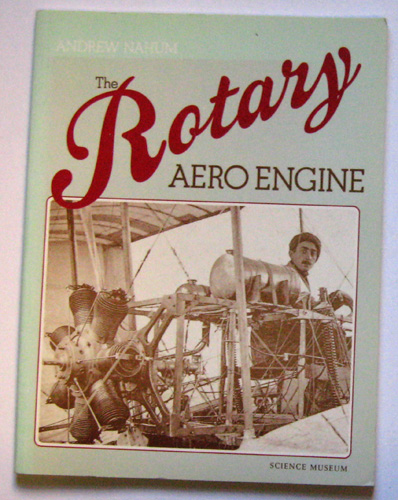 Image for The Rotary Aero Engine