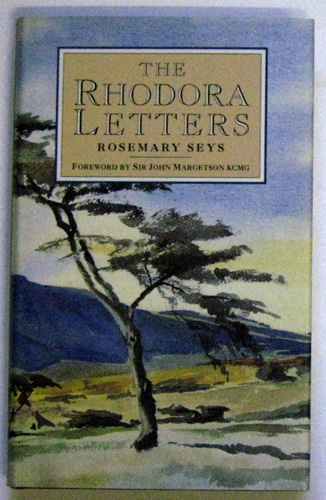 Image for The Rhodora Letters