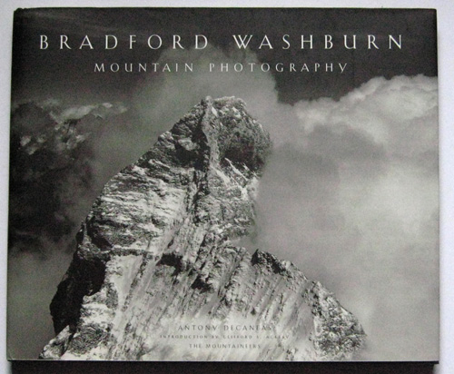 Image for Bradford Washburn: Mountain Photography