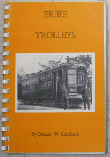 Image for Erie's Trolleys