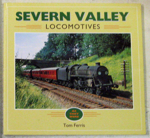 Image for Severn Valley Locomotives (As They Were)