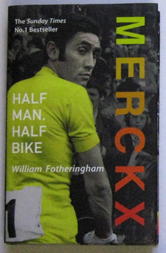Image for Merckx: Half Man, Half Bike