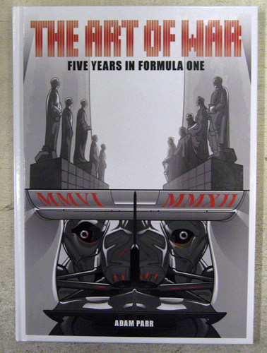 Image for The Art of War - Five Years in Formula One