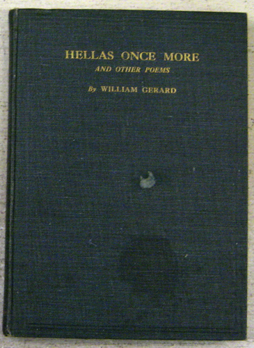 Image for Hellas Once More and Other Poems
