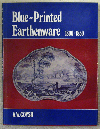 Image for Blue Printed Earthenware, 1800-50