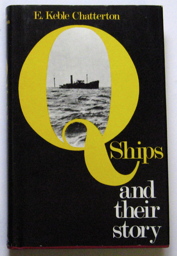 Image for 'Q' Ships and Their Story