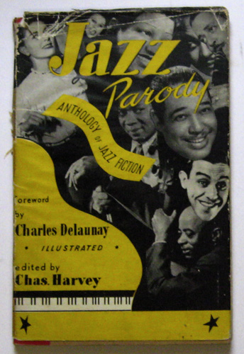 Image for The American Jazz Society Series No.1: Jazz Parody (Anthology of Jazz Fiction)