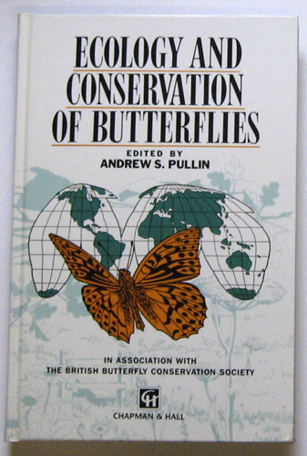 Image for Ecology and Conservation of Butterflies