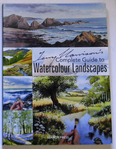 Image for Terry Harrison's Complete Guide to Watercolour Landscapes