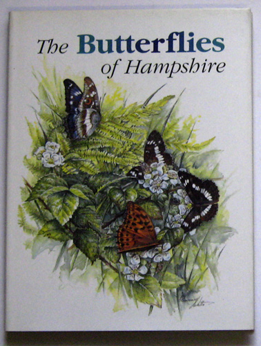 Image for The Butterflies of Hampshire