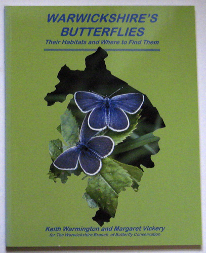 Image for Warwickshire's Butterflies: Their Habitats and Where to Find Them