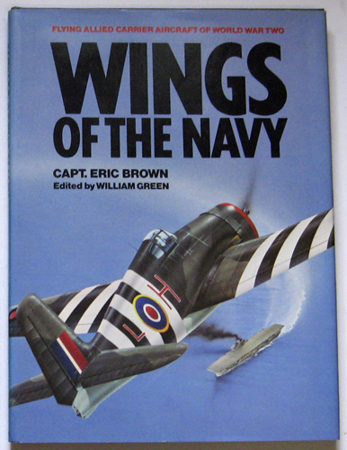 Image for Wings of the Navy: Flying Allied Carrier Aircraft of World War Two
