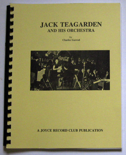 Image for Jack Teagarden and His Orchestra