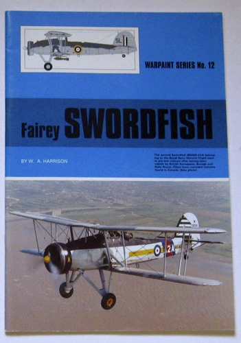 Image for Warpaint Series No.12: Fairey Swordfish