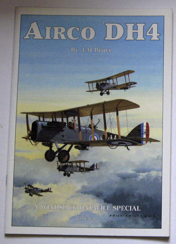 Image for Windsock Datafile Special Volume 1: Airco DH4