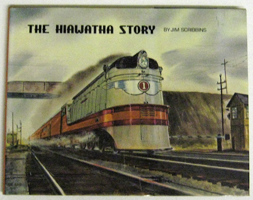 Image for The Hiawatha Story