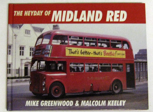 Image for The Heyday of the Midland Red