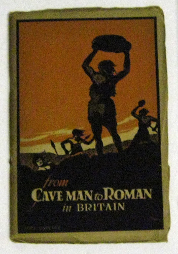 Image for From Cave Man to Roman in Britain